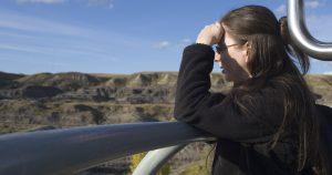 Surveying the Badlands